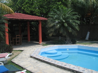 private house pool playas de guanabo